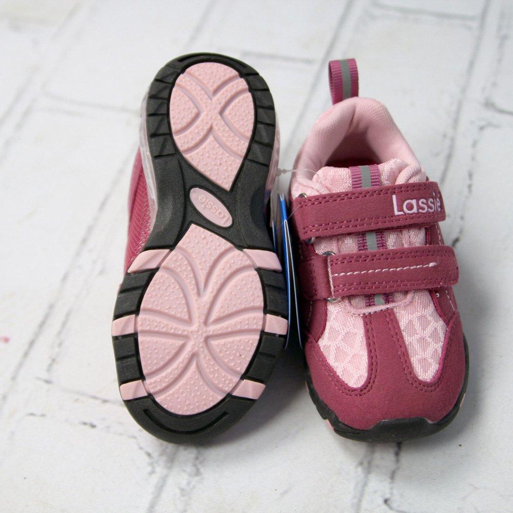 7711dbd16 769122 4900 Lassie, Кроссовки мигающие при ходьбе Treviso (розовый), арт.  769122 4900
