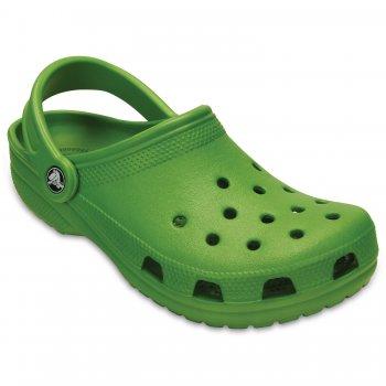 Crocs Сабо Classic (зеленый) сабо crocs hilo lined clo