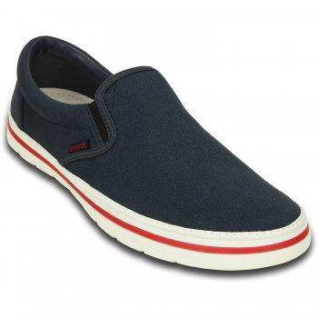Слипоны Crocs Norlin Slip-on M (синий)Одежда<br>; Размеры в наличии: M5, M7, M8, M9, M10, M11, M12, M13.<br>