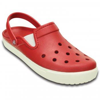 Сабо CitiLane Clog (красный)Одежда<br>; Размеры в наличии: M7/W9, M11, M9/W11, M10/W12, M5/W7, M6/W8, M8/W10.<br>
