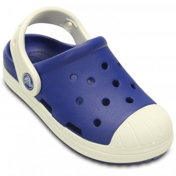 Сабо Crocs Bump It Clog K (синий)Обувь<br>; Размеры в наличии: C6, J1, C13, C12, C11, C10, C9, C8, C7, J2.<br>