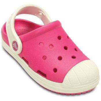 Сабо Crocs Bump It Clog K (розовый)Обувь<br>; Размеры в наличии: C6, J1, C13, C12, C11, C10, C9, C8, C7, J2.<br>