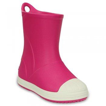 Сапоги Crocs Bump It Boot (розовый)Одежда<br>; Размеры в наличии: C6, J2, J1, C13, C12, C11, C10, C9, C8, C7, J3.<br>