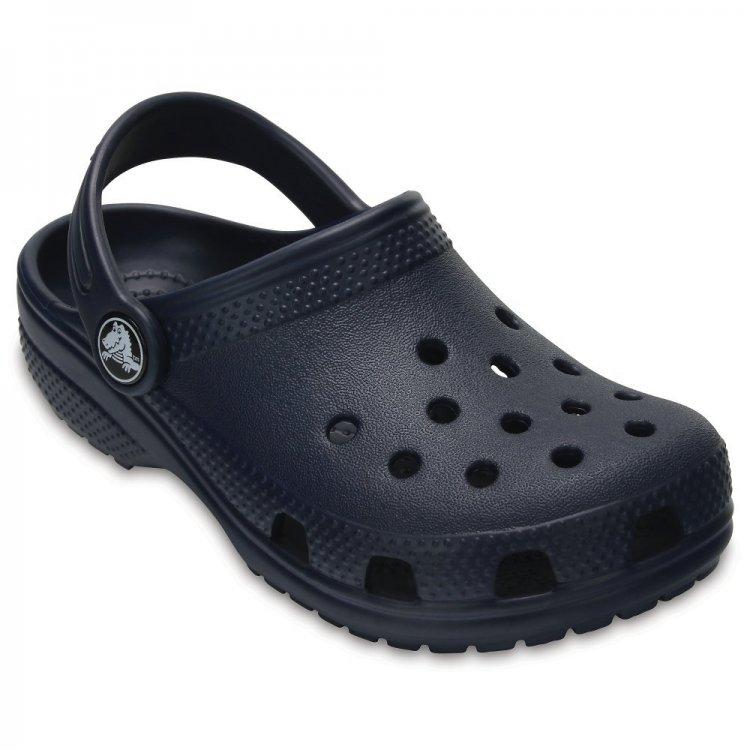 Сабо Classic Clog (синий)Обувь<br>; Размеры в наличии: C4, M3/W5, M1/W3, J3, J2, J1, C13, C12, C11, C10, C9, C8, C7, C6, C5, M2/W4.<br>