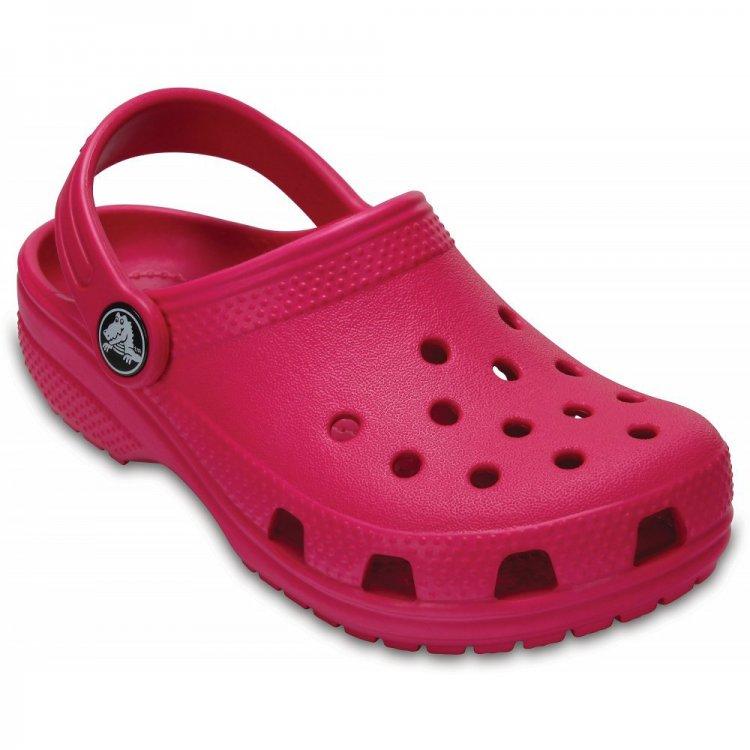 Сабо Classic Clog (фуксия)Обувь<br>; Размеры в наличии: C4, M1/W3, M3/W5, J3, J2, J1, C13, C12, C11, C10, C9, C8, C7, C6, C5, M2/W4.<br>