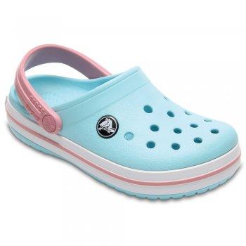 Купить Сабо Crocband Clog (голубой), Crocs
