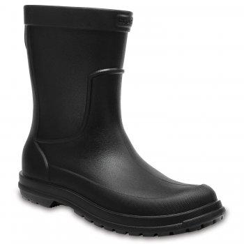 Crocs Полусапоги allcast rain Boot (черный) ниппельный ключ topeak duospoke wrench m7 m9