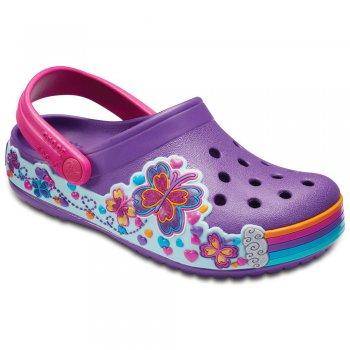 Сабо Fun Lab Graphic Clg (розовый с принтом)Обувь<br>; Размеры в наличии: J3, C5, C6, C7, C8, C9, C10, C11, C12, C13, J1, J2, C4.<br>
