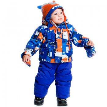 Комплект (синий со зверятами)Комбинезоны<br>Материал: <br>Верх: Poly Twil full Dull (100% полиэстер)<br>Утеплитель: куртка -226 грамм, рукава - 170 грамм, брюки -170 грамм (Polyfill - 100% полиэстер).<br>Подкладка: 100% полиэстер (Polar fleece)<br>Водонепроницаемость: 5000 мм<br>Паропроводимость: 5000 г/м2/24 часа<br>Износостойкость: нет данных<br>Описание: <br>Функциональные элементы: <br>Комплект: куртка, полукомбинезон, шарф (флис), манишка (флис), варежки, пинетки. <br>Производитель: Deux par Deux (Канада)<br>Страна производства: Китай <br>Модель производится в размерах 12-36 месяцев<br>Коллекция: Осень/Зима 2017.<br>Температурный режим: <br>От 0 до -30 градусов.; Размеры в наличии: 18M, 24M, 30M, 36M.<br>