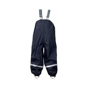 Брюки Plaskeman (морской бриз)Одежда<br>Прорезиненный полукомбинезон без утеплителя для мокрой и грязной погоды. Такой полукомбинезон удобно носить поверх верхней одежды в весеннюю слякоть, а также одевать на прогулку по лужам или в лес после летнего дождя. Материал — полиуретан, растягивается в 4 направлениях. Удобные эластичные лямки позволяют отрегулировать брюки по росту ребенка, а две боковые кнопки - по ширине. Брюки дополнены трикотажными регулируемыми штрипками, которые надежно фиксируют штанинам на обуви, препятствуя попаданию влаги внутрь. Модель большемерит на 6-8 сантиметров.<br><br> Производитель: Didriksons 1913 (Швеция).<br> Страна производства: Китай.<br>   запаянные швы, регулируемые лямки, подол штанин на резинке, трикотажные штрипки, светоотражающие элементы. <br> 100% полиэстер, покрытие 100% полиуретан.<br> Подкладка: 100% полиэстер (трикотажная подкладка).<br> Утеплитель: нет.<br> Уровень влагонепроницаемости: 8000 мм (DRY-8) <br><br> Температурный режим <br> От +10 градусов и выше.<br>; Размеры в наличии: 70, 80, 90, 100, 110, 120, 130, 140.<br>