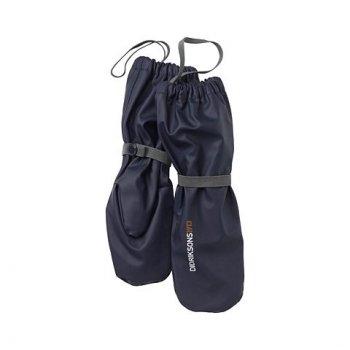 Рукавицы Pileglove утепленные (темно-синий)Одежда<br>Материал<br>Верх: 100% полиэстер, покрытие 100% полиуретан.<br>Подкладка: 100% полиэстер (флисовая подкладка).<br>Утеплитель: 100% полиэстер<br>Уровень водонепроницаемости: 8000 мм (DRY-8) <br>Описание<br>Прорезиненные рукавицы на флисовой подкладке - идеальный вариант для прогулок в межсезонье. В них вы можете не беспокоиться что ребенок захочет поковыряться в грязи, ведь его руки будут надежно защищены от влаги.<br>Производитель: Didriksons 1913 (Швеция).<br>Страна производства: Китай.<br>Температурный режим<br>От 0 градусов и выше.; Размеры в наличии: 0, 2, 4, 6.<br>