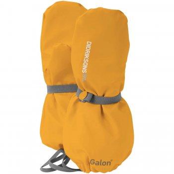 Рукавицы прорезиненные утепленные Pileglove (желтый)Одежда<br>; Размеры в наличии: 0, 2, 4, 6.<br>