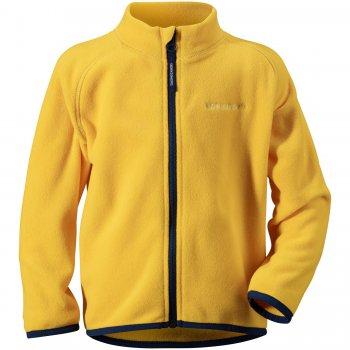 Кофта флисовая Monte Kids (желтый)Одежда<br>; Размеры в наличии: 80, 90, 100, 110, 120, 130, 140.<br>