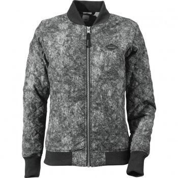 Куртка для юноши Jake Printed (черный деним) от Didriksons 1913, арт: 33174 - Одежда