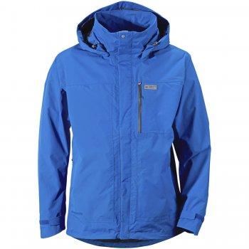 Куртка мужская Tropos (ярко-синий)Одежда<br>; Размеры в наличии: S, M, L, XL, XXL.<br>