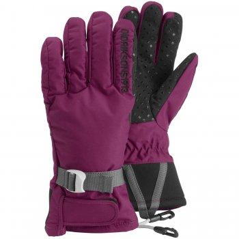 Перчатки подростковые Five (темно-сиреневый)Одежда<br>; Размеры в наличии: 5, 6, 7.<br>