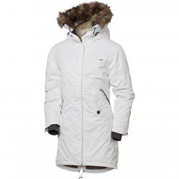 Куртка женская Lindsey parka (белый)Одежда<br>; Размеры в наличии: 32, 34, 36, 38, 40, 42, 44.<br>