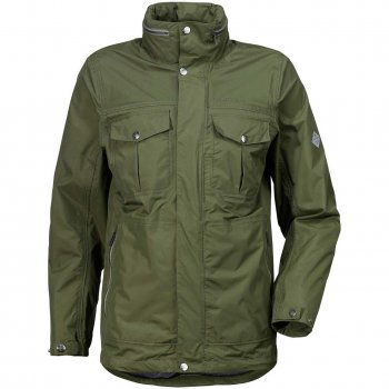 Куртка мужская Robert (зеленый)