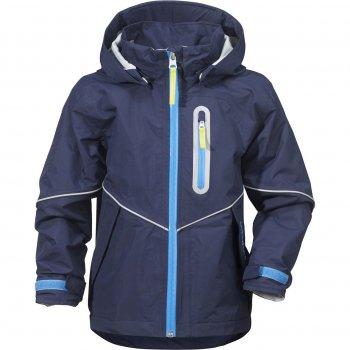 Куртка PANI (морской бриз)Куртки<br>Материал<br>Верх: 100% полиамид<br>Подкладка: 100% полиэстер<br>Водонепроницаемость: 5000 мм.<br>Паропроводимость: 4000 г/м2/24ч<br>Износостойкость: нет данных<br>Описание<br>Куртка без утеплителя шведской фирмы Didriksons 1913 подойдет на температуру от + 10 градусов ( от +7 с поддевой). Модели фирмы Didriksons отличаются стильным дизайном и продуманными функциональными элементами: светоотражатели, утяжка по подолу с фиксатором, регулировка капюшона по объему. Куртка изготовлена из влаго- и ветронепроницаемого материала.  Верхняя одежда Дидриксон( Didriksons) растет вместе с ребенком - во всех моделях из детской коллекции предусмотрены скрытые швы, распоров которые можно удлинить рукава на 4 см.<br>Функциональные элементы: капюшон отстегивается с помощью кнопок, регулируется по объему, защита подбородка от защемления, карманы на липучке, манжеты на липучке, утяжка по подолу, светоотражающие элементы, система увеличения размера. <br>Производитель: Didriksons 1913 (Швеция).<br>Страна производства: Китай.<br>Коллекция Весна/Лето 2017<br>Модель производится в размерах 80-140<br>Температурный режим<br>От +10 градусов и выше.; Размеры в наличии: 90, 100, 110, 120, 130, 140.<br>