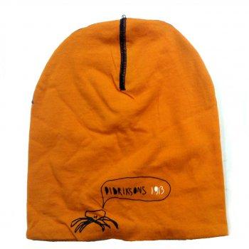 Шапка двусторонняя MUSSLAN (оранжевый)Одежда<br>; Размеры в наличии: 0/2, 2/4.<br>
