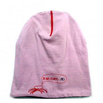 Шапка двусторонняя MUSSLAN (розовая пудра)Одежда<br>; Размеры в наличии: 0/2, 2/4.<br>