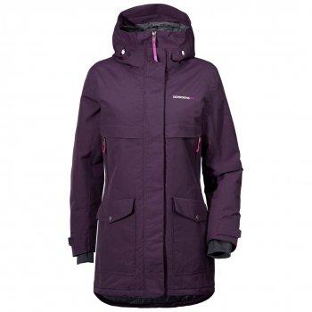 Куртка женская FRIDA (баклажан)Одежда<br>; Размеры в наличии: 34, 36, 38, 40, 42, 44, 46.<br>