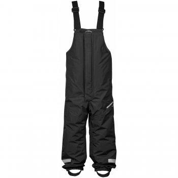 Брюки  TARFALA BIB (черный)Полукомбинезоны, штаны<br>; Размеры в наличии: 80, 90, 100, 110, 120, 130, 140.<br>