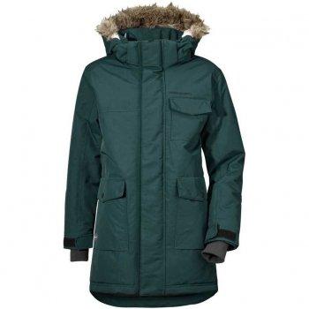 Куртка для юноши MATT PARKA (глубокий изумруд)Куртки<br>Стильная удлиненная куртка для подростка от шведской марки Didriksons 1913. Утеплитель 200 грамм и мягкая подкладка дают оптимальный комфорт. Глубокий капюшон, множество утяжек и регулировок, глубокие теплые карманы - у зимы просто не останется шансов испортить удовольствие от прогулки на свежем морозном воздухе.<br><br>   капюшон отстегивается с помощью кнопок, мех отстегивается, защитная планка молнии на липучке, меховая спинка, карманы на кнопках, манжеты на липучке, трикотажные манжеты, утяжка по подолу, светоотражающие элементы. <br> Верх: 100% полиамид<br> Утеплитель: 200 г/м2 (полиэстер)<br> Подкладка: 100% полиэстер<br> Водонепроницаемость: 10 000 мм<br> Паропроводимость: 4 000 г/м2/24ч<br> Износостойкость: нет данных<br> Производитель: Didriksons 1913 (Швеция)<br> Страна производства: Китай <br> Модель производится в размерах 130-170<br> Коллекция: Осень/Зима 2017.<br><br> Температурный режим <br> От 0 до -20 градусов<br>; Размеры в наличии: 130, 140, 150, 160, 170.<br>