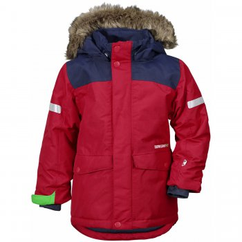 Куртка STORLIEN (красный)Куртки<br>; Размеры в наличии: 90, 100, 110, 120, 130, 140.<br>