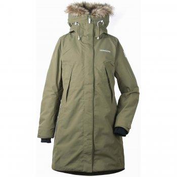 Куртка женская Nadine (серо-зеленый)
