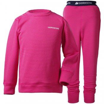 Didriksons Комплект Moarri (розовый) didriksons didriksons комплект одежды термобелье moarri морской бриз