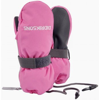 Didriksons Варежки Biggles Zip (розовый леденец) дисплей rocknparts zip для iphone 6 white 373563