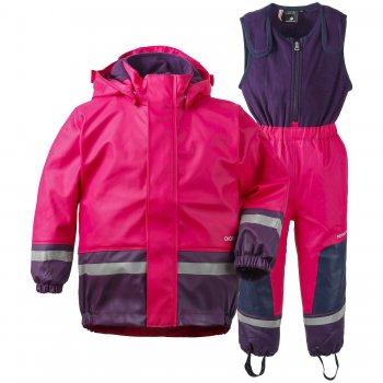 Didriksons Комплект прорезиненный утепленный Boardman (розовый)