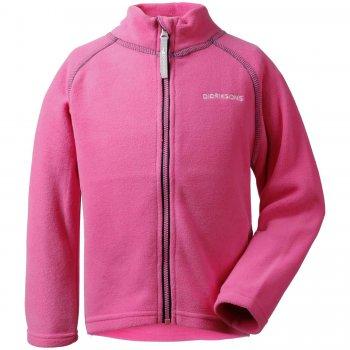 Didriksons Флисовая кофта Monte (розовый леденец)