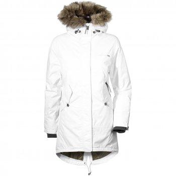 Куртка женская Lindsey parka (белый)