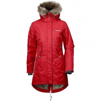 Куртка женская Lindsey parka (красный)