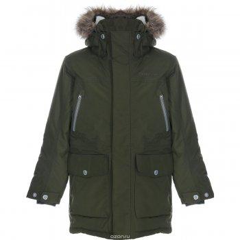 Didriksons Куртка для юноши Roger (серо-зеленый)