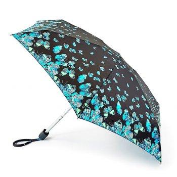 Fulton Зонт женский механика (бабочки) зонт женский механика