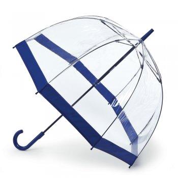Fulton Зонт женский трость (синий) fulton umbrellas l720