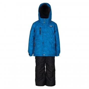 Комплект Gusti Boutique (синий)Комбинезоны<br>Материал<br>Верх: 100% полиэстер<br>Утеплитель:  куртка - 283 грамма, капюшон - 113 грамм, брюки - 170 грамм<br>Подкладка: polar флис (100% полиэстер)<br>Водонепроницаемость: 5000 мм<br>Паропроводимость: 5000 г/м2/24 часа<br>Износостойкость: нет данных<br>Описание<br>Функциональные элементы: <br><br>Производитель: Gusti (Канада)<br>Страна производства: Китай <br>Модель производится в размерах: 12 месяцев - 14 лет<br>Коллекция: Осень/Зима 2017<br>Температурный режим<br>От 0 до -30 градусов; Размеры в наличии: 2, 3, 3X, 4, 5, 6X, 6, 7, 8, 10, 12, 14.<br>