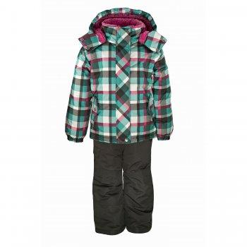 Комплект Gusti Boutique (зеленый в клетку)Одежда<br>Материал:<br>Верх:100% полиэстер<br>Утеплитель: куртка - 283 грамма, капюшон - 113 грамм, брюки - 170 грамм.<br>Подкладка: polar флис (100% полиэстер).<br>Водонепроницаемость: 5000 мм.<br>Паропроводимость: 5000 гр./кв.м/24ч.<br>Износостойкость:нет данных.<br>Описание:<br>Функциональные элементы: Куртка:капюшон отстегивается с помощью молнии, регулируется по объему, ветрозащитная планка на капюшоне, карманы на молнии и липучке, крепление для рукавиц,  манжеты на резинке, внутренний манжет с отверстием для пальца, снежная юбка, светоотражающие элементы. Брюки: регулируемые лямки, карманы на липучке, подол штанин регулируется липучкой, снежные гетры, вставки из материала повышенной прочности.<br>Производитель: Gusti (Канада)<br>Страна производства: Китай<br>Модель производится в размерах: от 2-14 лет<br>Коллекция: Осень/Зима 2017.<br>Температурный режим:<br>До -30 градусов.<br>; Размеры в наличии: 4, 4, 12.<br>