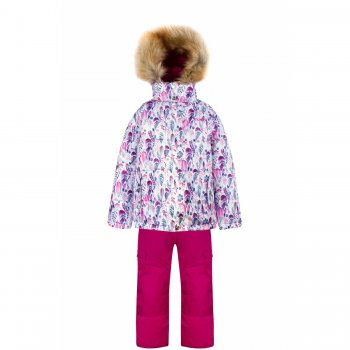 Комплект Gusti Boutique (белый с цветочным орнаментом)Комбинезоны<br>Материал: <br>Верх: 100% полиэстер<br>Утеплитель:  куртка - 283 грамма, капюшон - 113 грамм, брюки - 170 грамм<br>Подкладка: polar флис (100% полиэстер)<br>Водонепроницаемость: 5000 мм<br>Паропроводимость: 5000 г/м2/24 часа<br>Износостойкость: нет данных<br>Описание: <br>Функциональные элементы: <br><br>Производитель: Gusti (Канада)<br>Страна производства: Китай <br>Модель производится в размерах: 12 месяцев-14 лет <br>Коллекция: Осень/Зима 2017<br>Температурный режим: <br>От 0 до -30 градусов; Размеры в наличии: 2, 3, 3х, 4, 5, 6х, 6, 7, 8, 18М, 24М.<br>