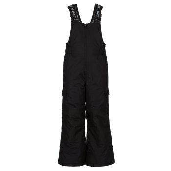 Полукомбинезон Gusti Boutique (черный)Полукомбинезоны, штаны<br>Описание:<br>Утепленный зимний полукомбинезон из плотной мембранной ткани. Мягкие лямки с регулировкой и эластичный пояс. В размерах до 6 лет включительно верхняя часть не отстегивается, благодаря удлиненному крою спинки и грудки создается  дополнительный слой утепления под курткой, что особенно важно для маленьких детей. В размерах начиная с 7 лет – только высокая спинка, которую при необходимости можно отстегнуть вместе с лямками. Анатомический крой коленей для свободы движений. Задняя часть брюк, колени и нижний край штанин усилены вставками из особо прочной ткани Cordura Oxford, поэтому брюки выдерживают самую активную эксплуатацию. Внутренние гетры надеваются поверх обуви, закрывая ноги от снега и влаги. Брюки можно подвернуть и зафиксировать с помощью липучек. Благодаря этому полукомбинезон можно приобрести немного на вырост и носить дольше.<br>Характеристики:<br>Верх: 100% полиэстер<br>Утеплитель: 170 грамм<br>Подкладка: polar флис (100% полиэстер)<br>Водонепроницаемость: 5000 мм<br>Паропроводимость: 5000 г/м2/24 часа<br>Износостойкость: нет данных<br>Производитель: Gusti (Канада)<br>Страна производства: Китай <br>Модель производится в размерах  2-14. Размер обозначает возраст ребенка.<br>Коллекция: Осень/Зима 2017<br>Температурный режим: <br>От 0 до -30 градусов; Размеры в наличии: 4, 5, 6, 6х, 7, 8, 10, 12, 14.<br>