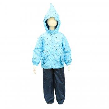 Комплект утепленный Zingaro by Gusti (голубой с бабочками)Комбинезоны<br>Материал<br>Верх: 100% полиэстер<br>Подкладка: куртка - 100% полиэстер, брюки - 100% хлопок<br>Утеплитель: куртка - 100 грамм, брюки - нет.<br>Водонепроницаемость: 5000 мм<br>Паропроводимость: 5000 г/м2/24ч <br>Описание<br>Утепленный комплект для девочек с капюшоном гномик и оригинальным кроем куртки.<br>Функциональные элементы: капюшон не отстегивается, по кромке стянут резинкой, манжеты на резинке, два врезных кармана. Брюки: лямки регулируются и отстегиваются, кромка штанин на резинке.<br>Производитель: Gusti (Канада)<br>Страна производства: Китай<br>Коллекция: Весна/Лето 2015<br>Температурный режим<br>От 0 градусов и выше<br>; Размеры в наличии: 3, 4, 12M, 18M, 24M.<br>