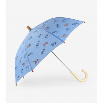 139f3b94734 Hatley Зонт (голубой с динозаврами)