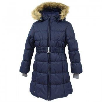 Пальто YACARANDA (синий)Куртки<br>; Размеры в наличии: 110, 116, 122, 128, 134, 140, 146, 152, 158, 164, 170.<br>