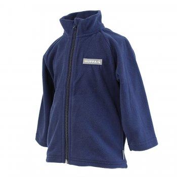 Huppa Кофта флисовая BERRIE (темно-синий) icepeak кофта флисовая ronnie jr темно серый