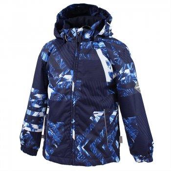 Huppa Куртка JODY (темно-синий с принтом) куртки huppa куртка jody