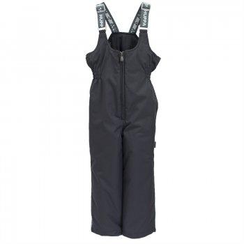 Полукомбинезон FLINN (темно-серый) от Huppa, арт: 44829 - Одежда
