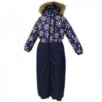 Комбинезон WILLY (синий со снежинками) от Huppa, арт: 44566 - Одежда